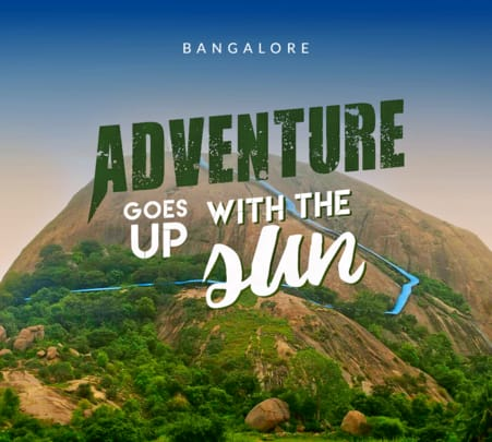 Ramanagara Sunrise Trek with Rapelling