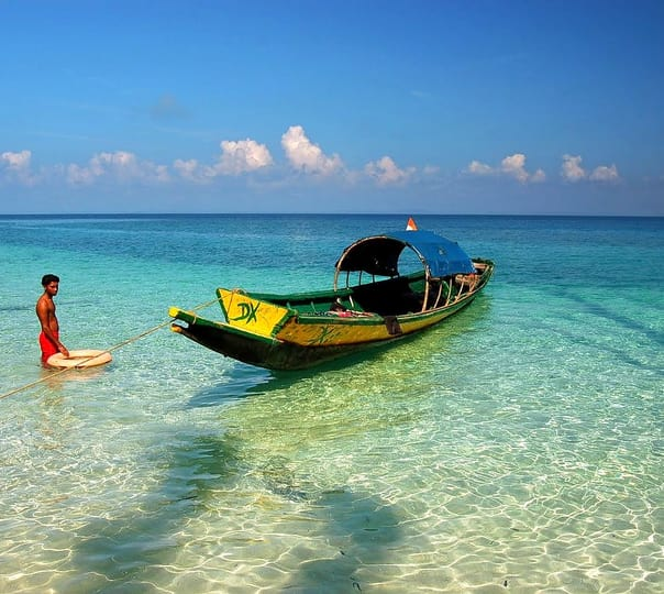 Sightseeing Tour of Island Triangle, Andaman