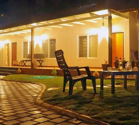 Vacation Villa with Multiple Activities in Chikmagalur - Flat 24% off