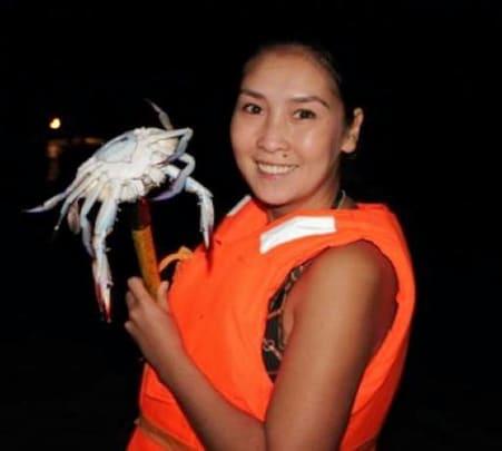 Night Trip- Crab Hunting in Um El Quwain