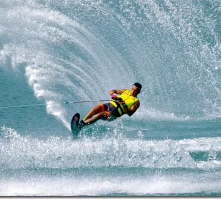 Water Sports in Mobor, Goa