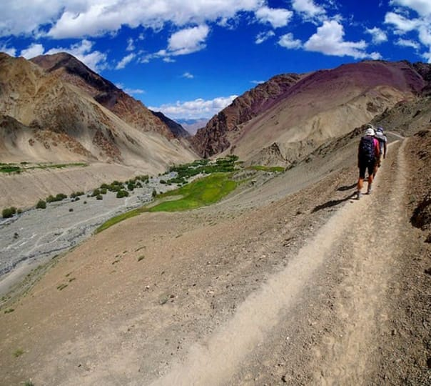 Stok Kangri Expedition, Ladakh 2018