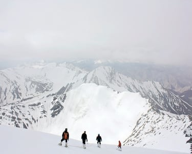 Stok Kangri Trek 2019, Ladakh