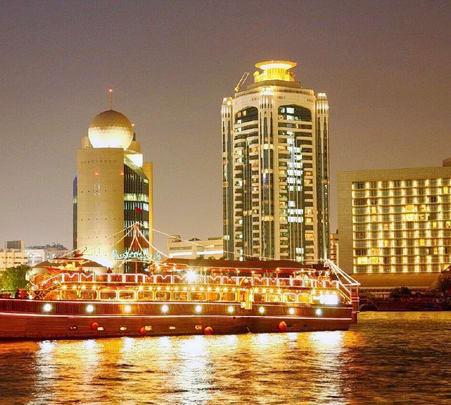 Dinner Cruise Dubai