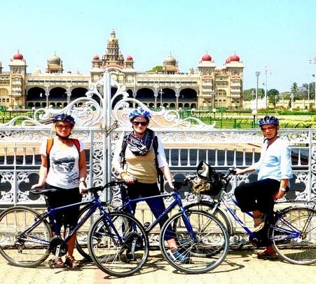 Cycling Tour in Mysore and Srirangapatnam