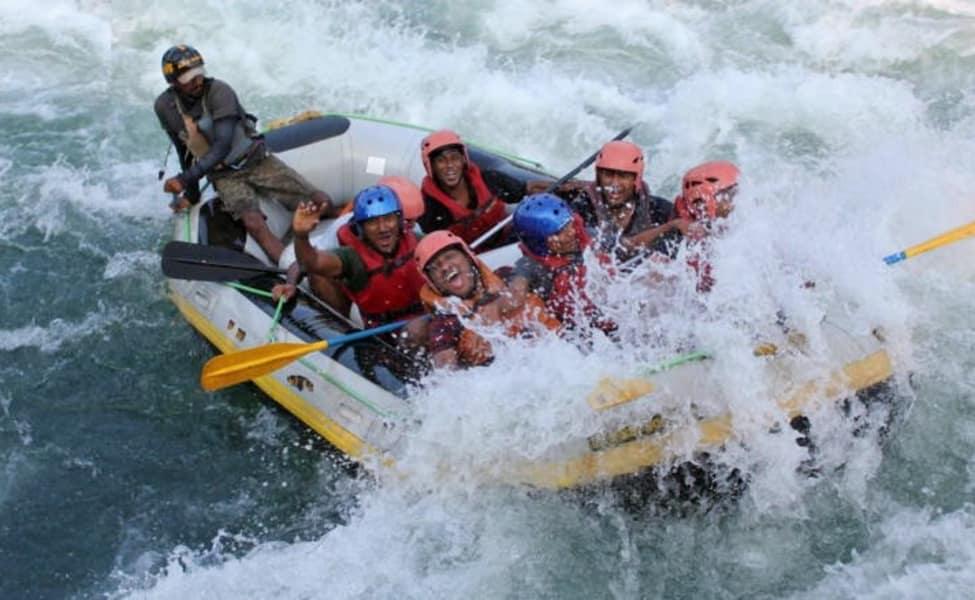 Adventure Stay At Ojas Resort In Rishikesh Thrillophilia