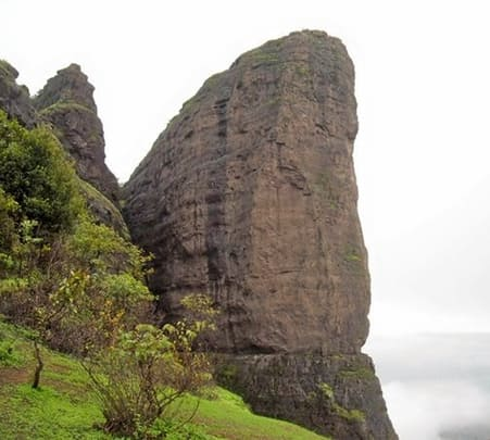 Duke's Nose Trek and Adventure Activities in Lonavala