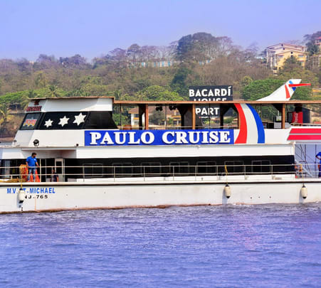 New Year Boat Party 2020 at Paulo Cruise, Goa