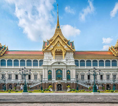 Grand Palace and Canal Tour in Bangkok
