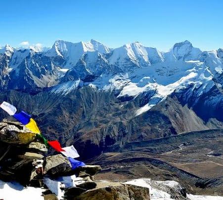 Mount Rudugaira Expedition