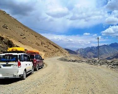 Trans Himalayan Ladakh Jeep Safari 8n/9d Ex-delhi/chandigarh