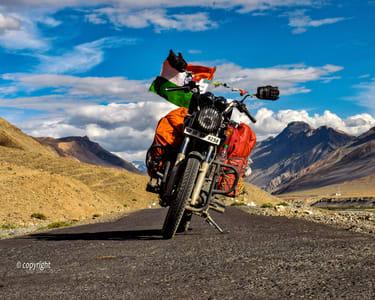 Ladakh Bike Trip ( from Delhi or Manali)