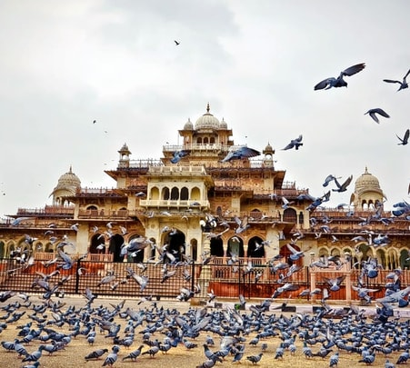 Jaipur Ajmer Sightseeing Tour