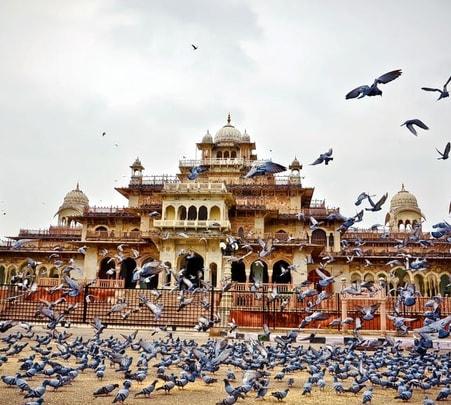 Jaipur Ajmer Sightseeing Tour