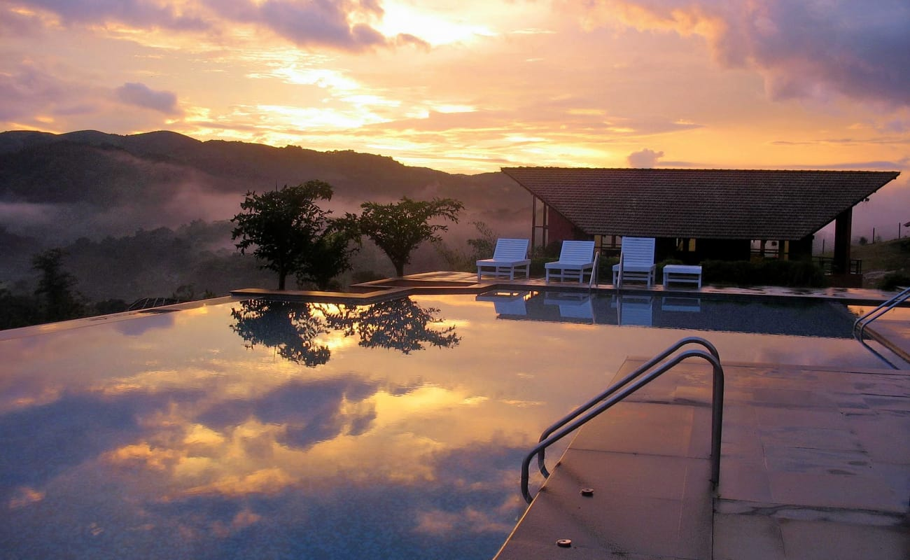 10 Best Resorts In Coorg With Swimming Pool