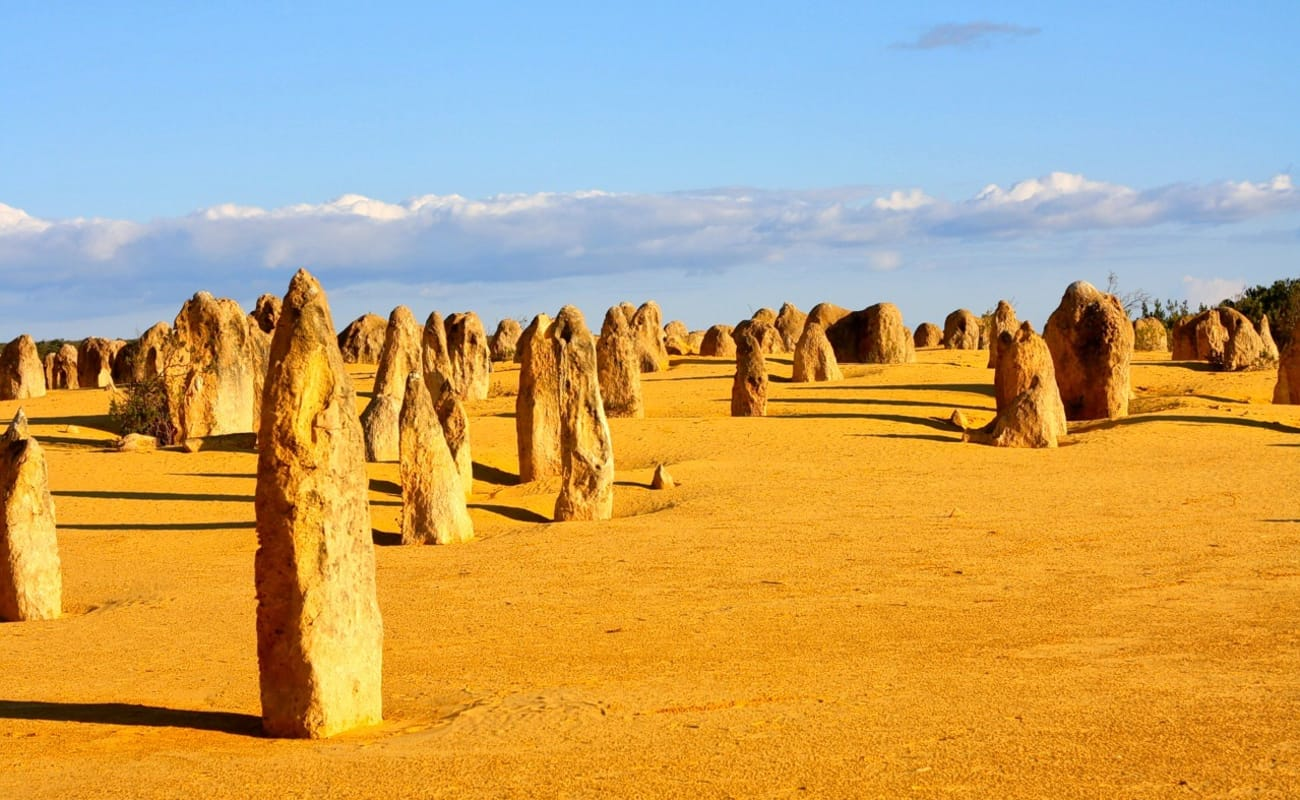 Top 10 Amazing Desert Landscapes Photos, The Pinnacles Desert