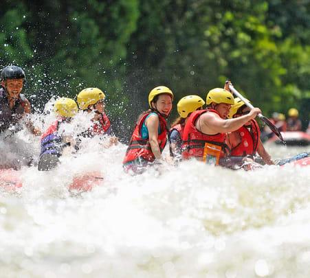 Padas White Water Rafting, Sabah @ Flat 18% off