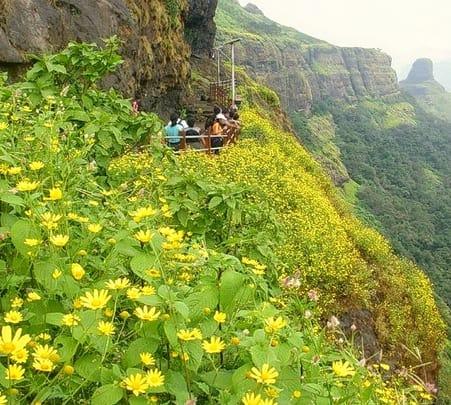 Ratangad Trek in Monsoon