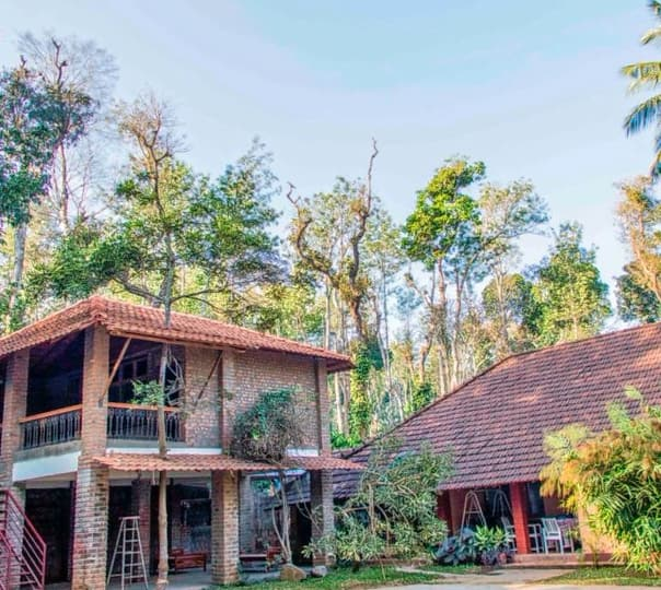 Plantation Stay Experience near Virajpet