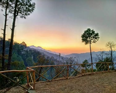 Camping in Shimla with Trekking Flat 23% Off