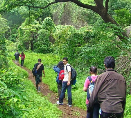 Adventure Trekking at Chidiyatapu