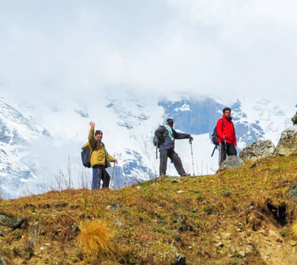 Pindari Glacier Trek For 7 Days