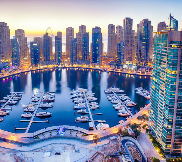 5 Days Dubai City Tour (flights Incl)