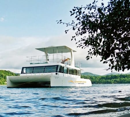 Private Party on Free Spirit Cruise in Panjim