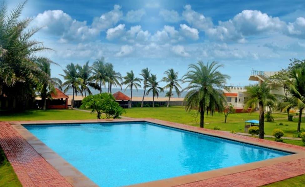 St James Court Beach Resort Pondicherry