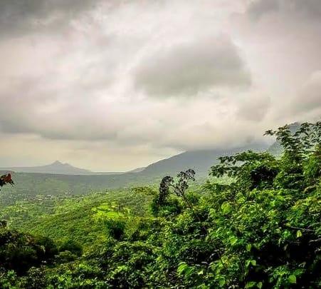 One Day Monsoon Trek to Tikona