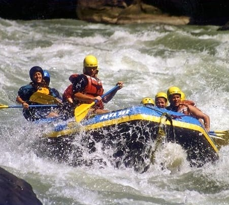 Trekking and Skiing in Auli With Alaknanda River Rafting