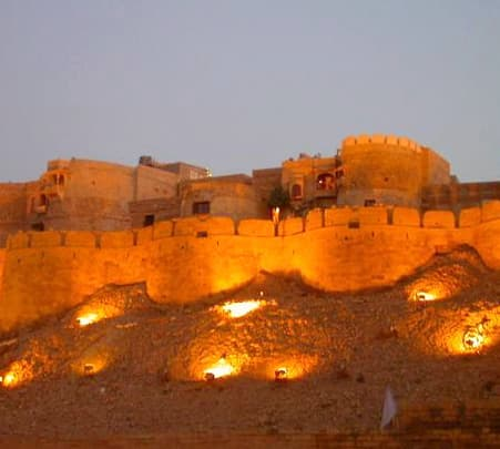 Jodhpur Jaisalmer Tour Package: Blue City to Golden City