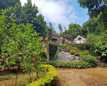 Stone Villa Farmstay in Chikmagalur