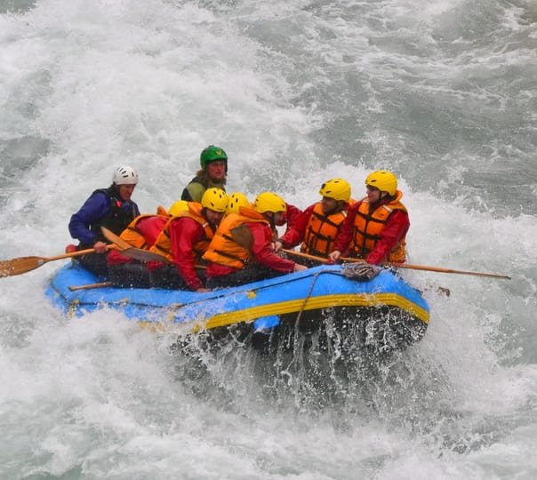 Kundalika River Rafting and Adventure Activities, Kolad