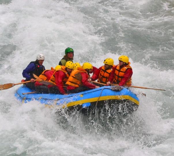 Kundalika River Rafting and Adventure Activities, Kolad