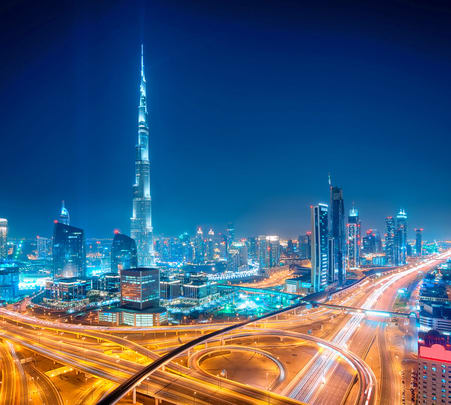 Dubai 5 Nights 6 Days Package at Flat 20% off