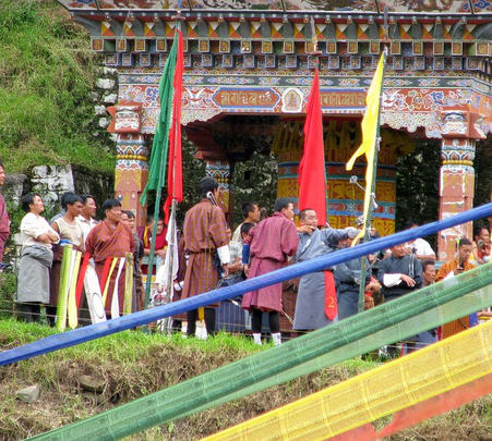 3 Days Cultural Tour at Paro in Bhutan