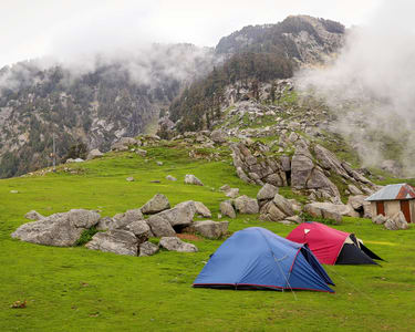 Pocket Friendly Camping Experience in Nainital