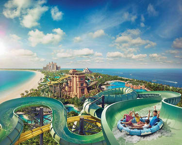 Atlantis Aquaventure in Dubai - Flat 9% off