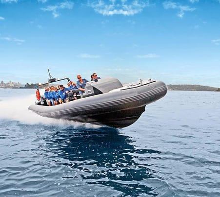 Sydney Offshore Adventure Ride in Australia
