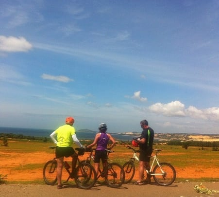 10 Day Cycling Tour from Saigon to Hanoi