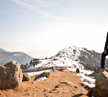 Trek to Triund Hills with Camping - Flat 20% off