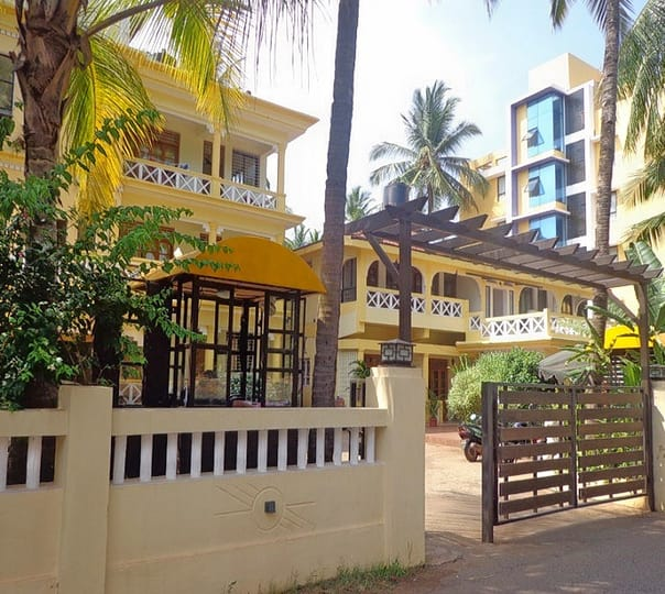 Stay at Tubki Resort in Goa