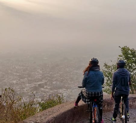 E-bike Tour of Jaipur, Flat 15% off