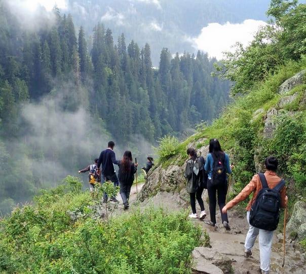 Exploring the Hippie Trails: Kasol Kheerganga Trek