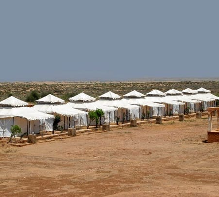 Adventure Safari Camp, Jaisalmer- Flat 50 % off