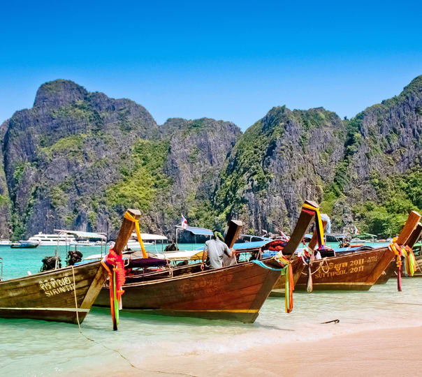 Day Tour of 4 Krabi Islands