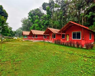 Hillside Homestay with Adventures in Sakleshpur
