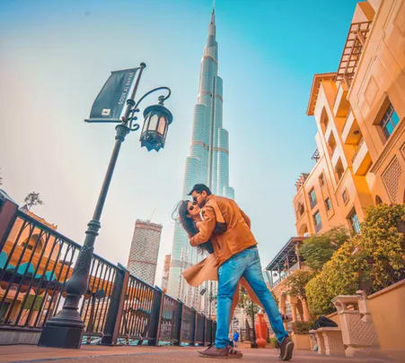 6 Days Dubai Honeymoon Tour: the Most Romantic Days