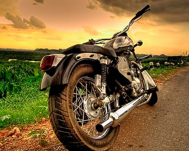 Rent a Motorbike For Full Day in Goa
